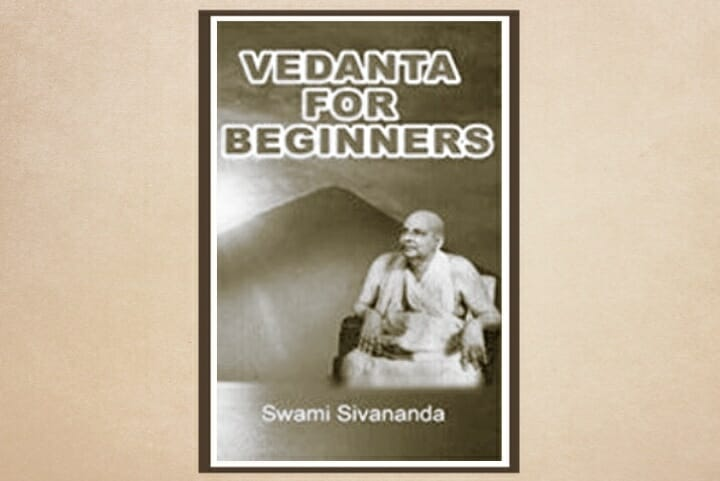 Vedanta for Beginners </br>(En anglais)