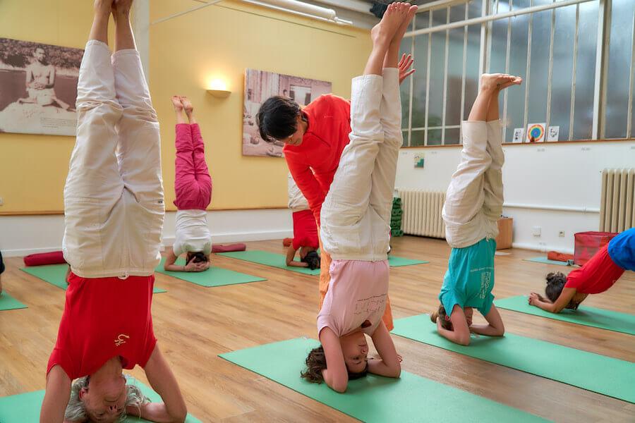 Yoga III – Stage intermédiaire 2