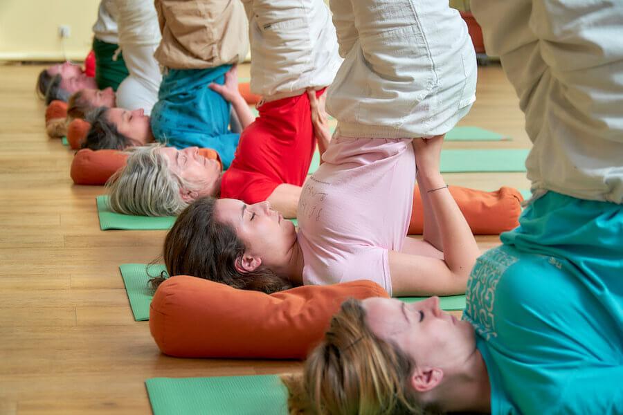 Yoga II+ – stage intermédiaire 1