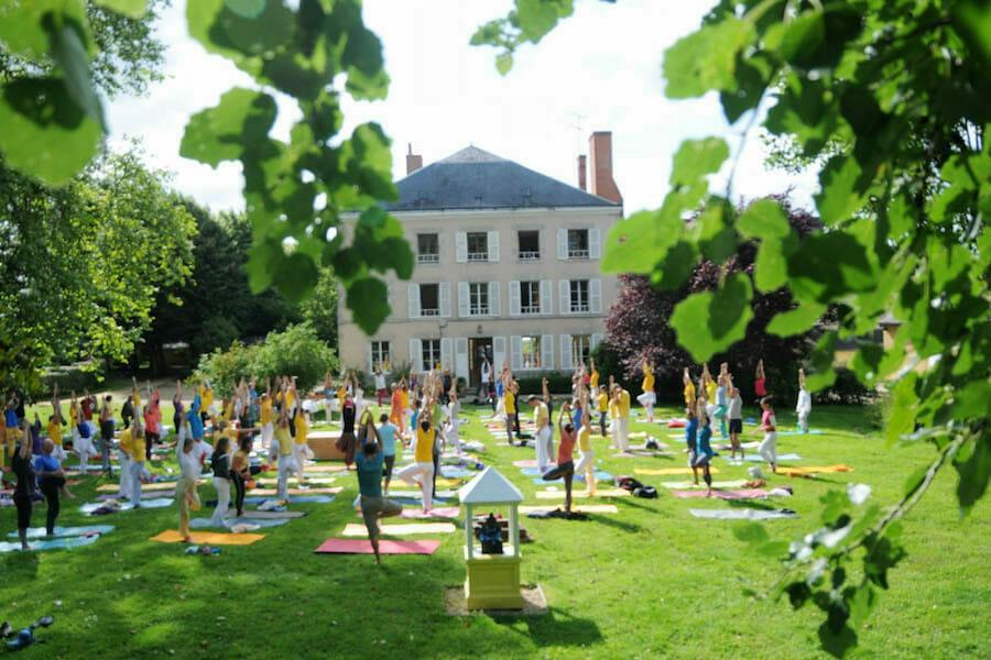 Ashram de Yoga Sivananda | France