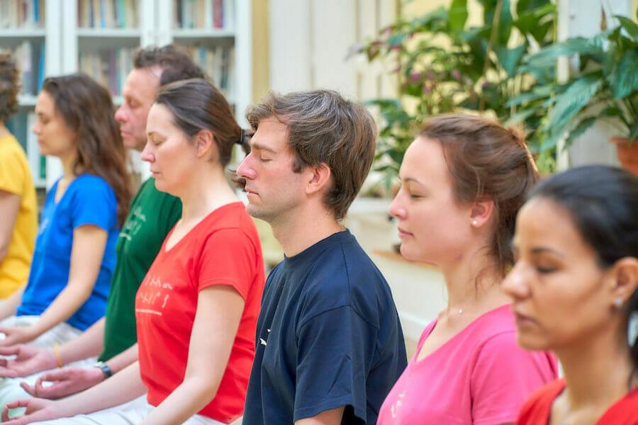 Méditation de groupe gratuite