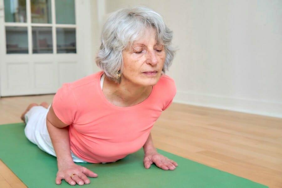 Cours de Yoga Seniors
