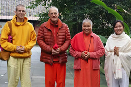 "<div style=""font-family: catamaran; color: #3c2c1e"">Chengdu Sivananda Yoga Vedanta Center </br><span style=""font-size: .8em"">Chengdu 
